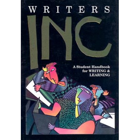 Writers Inc : A Student Handbook for Writing and