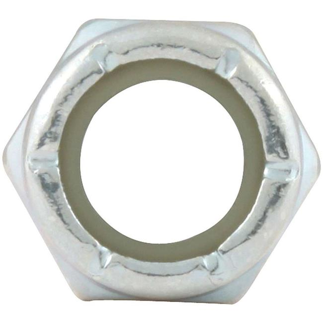 Allstar Performance ALL16072-10 0.38 in. 24 Coarse Thread Thin Nylon Insert Nuts - Pack of 10 - image 1 of 1