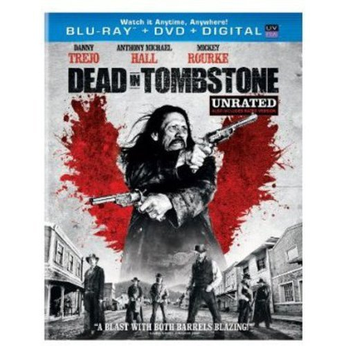 DEAD IN TOMBSTONE BLU RAY/DVD COMBO W/DIGITAL COPY/ULTRAVIOLET (2DISCS)