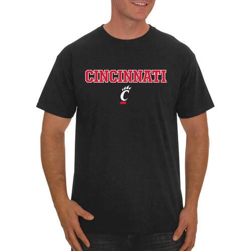 NCAA Cincinnati Bearcats Men's Classic Cotton T-Shirt