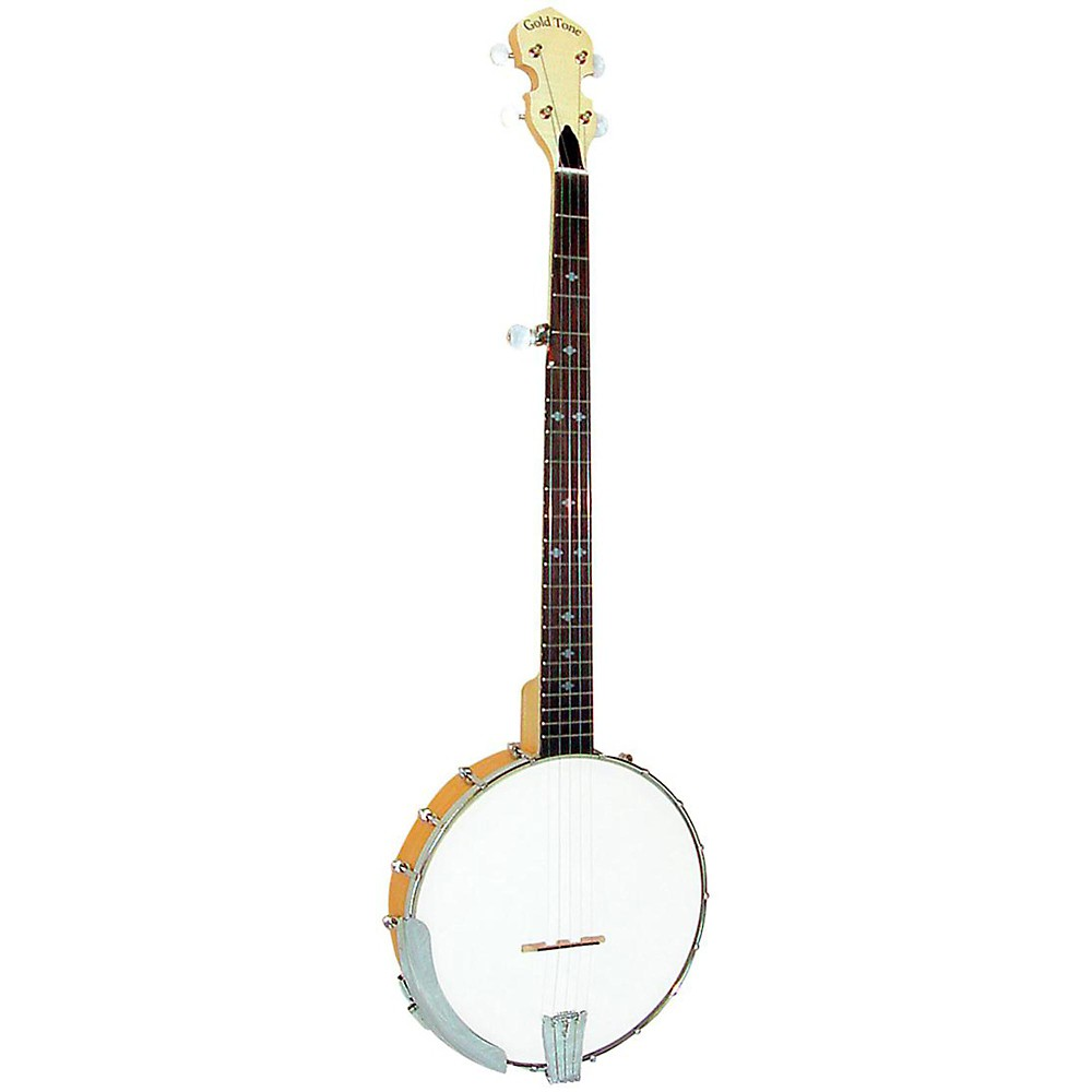 Gold Tone CC-100 (O) Open Back Banjo Natural by Gold Tone