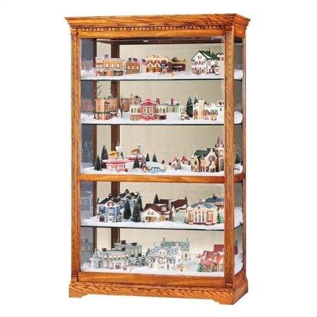 Howard Miller Parkview Village Display Curio Cabinet