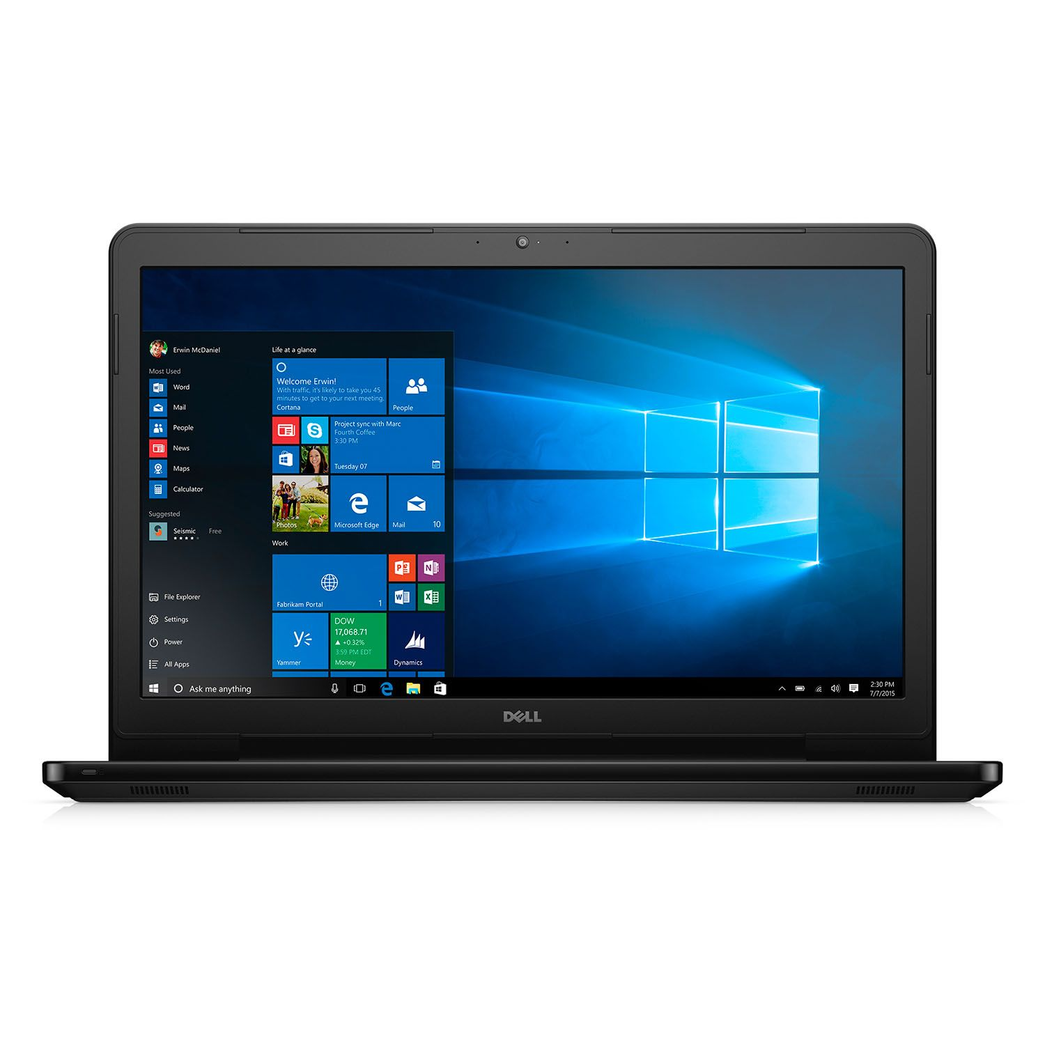 Dell Inspiron 17 5000,17.3-inch HD Truelife LED-Backlit D...