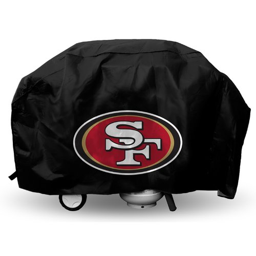 Rico Industries 49ers Vinyl Grill Cover