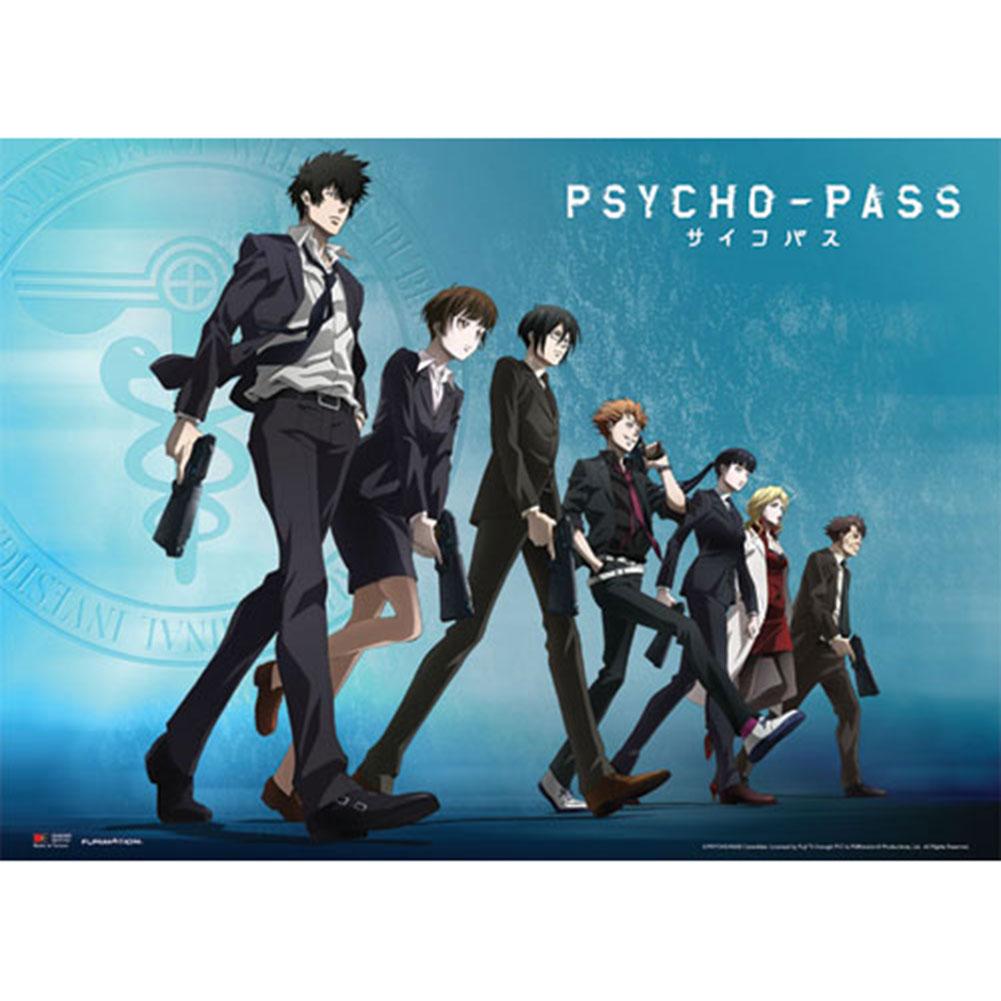 Psycho Pass Wallscroll Walmartcom