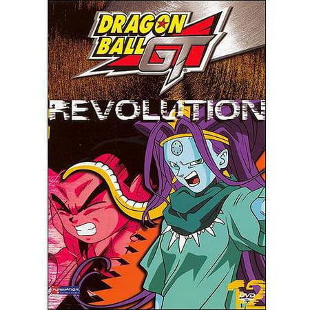 DragonBall GT, Vol. 12: Revolution