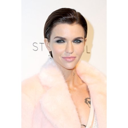 Ruby Rose At Arrivals For 2017 Elton John Aids Foundation Academy Awards Viewing Party West Hollywood Park Los Angeles Ca February 26 2017 Photo By Priscilla GrantEverett Collection Celebrity - West Hollywood Halloween Parties 2017