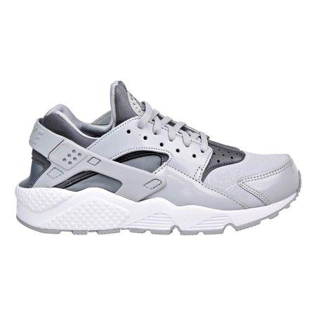 53c96ff8c803 Nike - Nike Air Huarache Run Womens Shoes Wolf Grey Cool Grey-Black ...