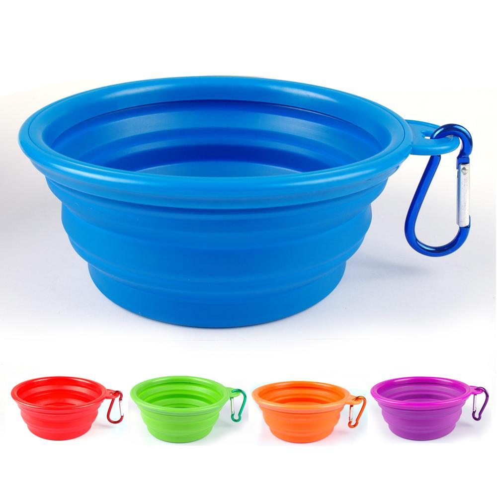 Best Brands Collapsible Dog Bowl