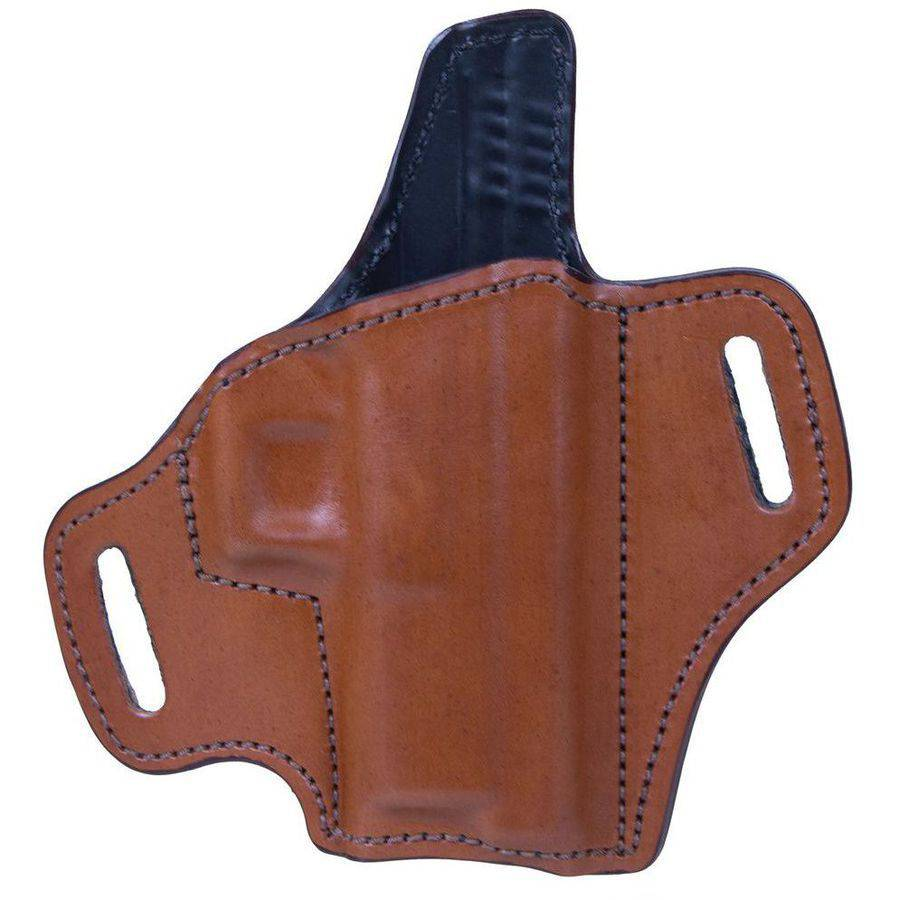 Bianchi 26162 Assent Glock 26 27, Leather Tan by BIANCHI INTERNATIONAL