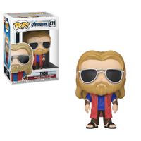 Funko POP! Marvel: Avengers Endgame - Casual Thor