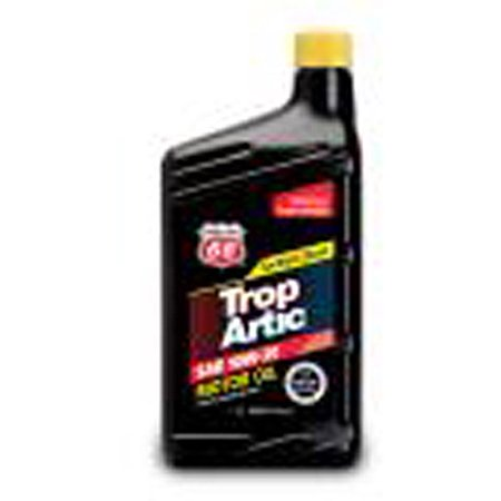 Phillips 66 Tropartic Synthetic Blend Motor Oil 10w30 12