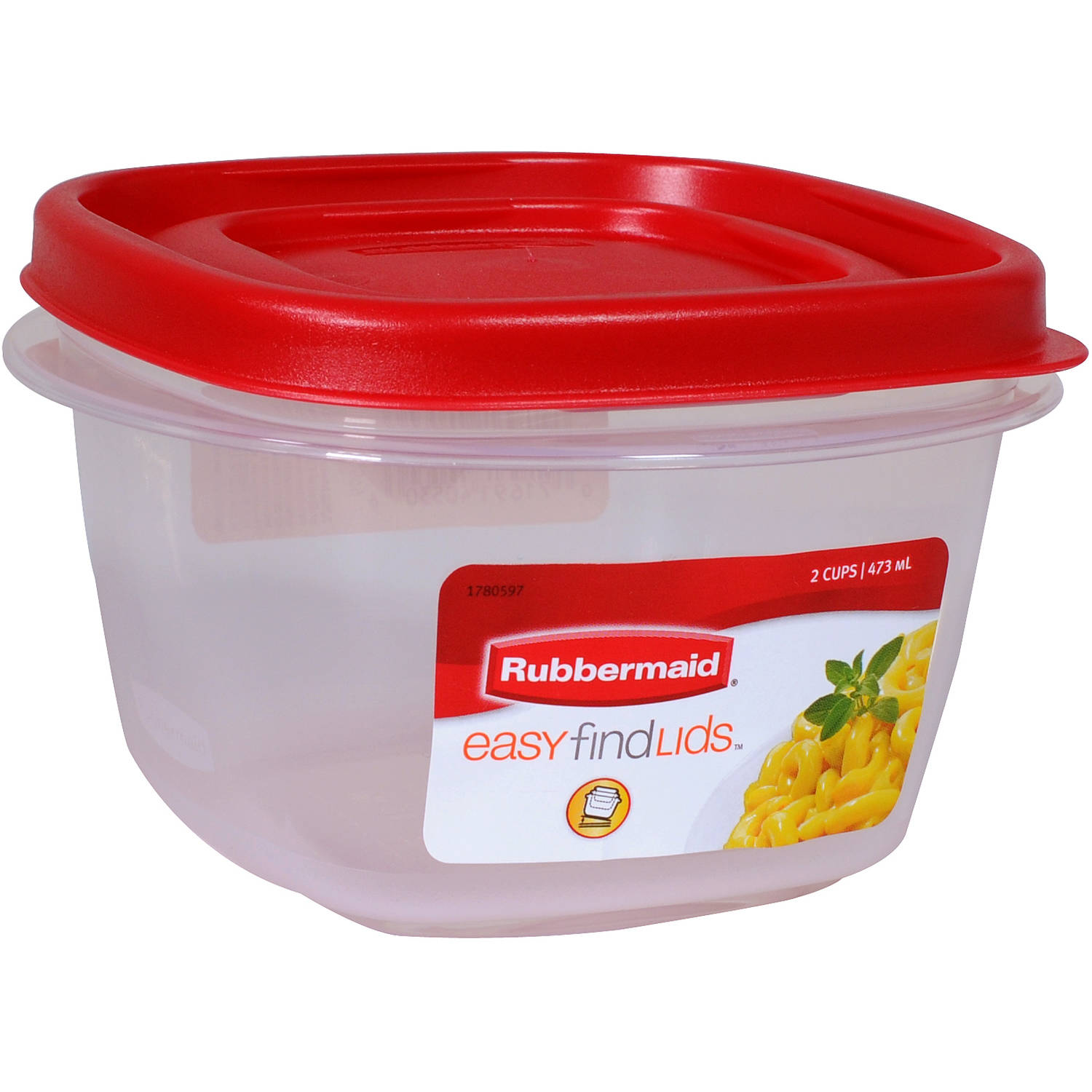 rubbermaid kitchen storage containers rubbermaid easy find lids food storage container 1 5 4947