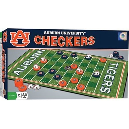 MasterPieces Auburn Tigers Checkers