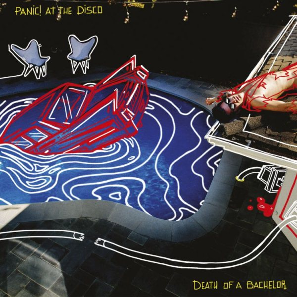 Panic! At The Disco - Death Of A Bachelor (CD)