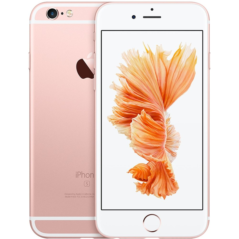 Apple Iphone 6s 32gb Rose Gold A1633 MN1L2LL/A Verizon
