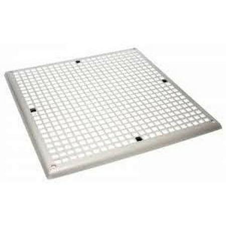 Coleman 6798-3041 Polar White Air Conditioner Ceiling Assembly Grille Air Conditioner Compressor Assembly