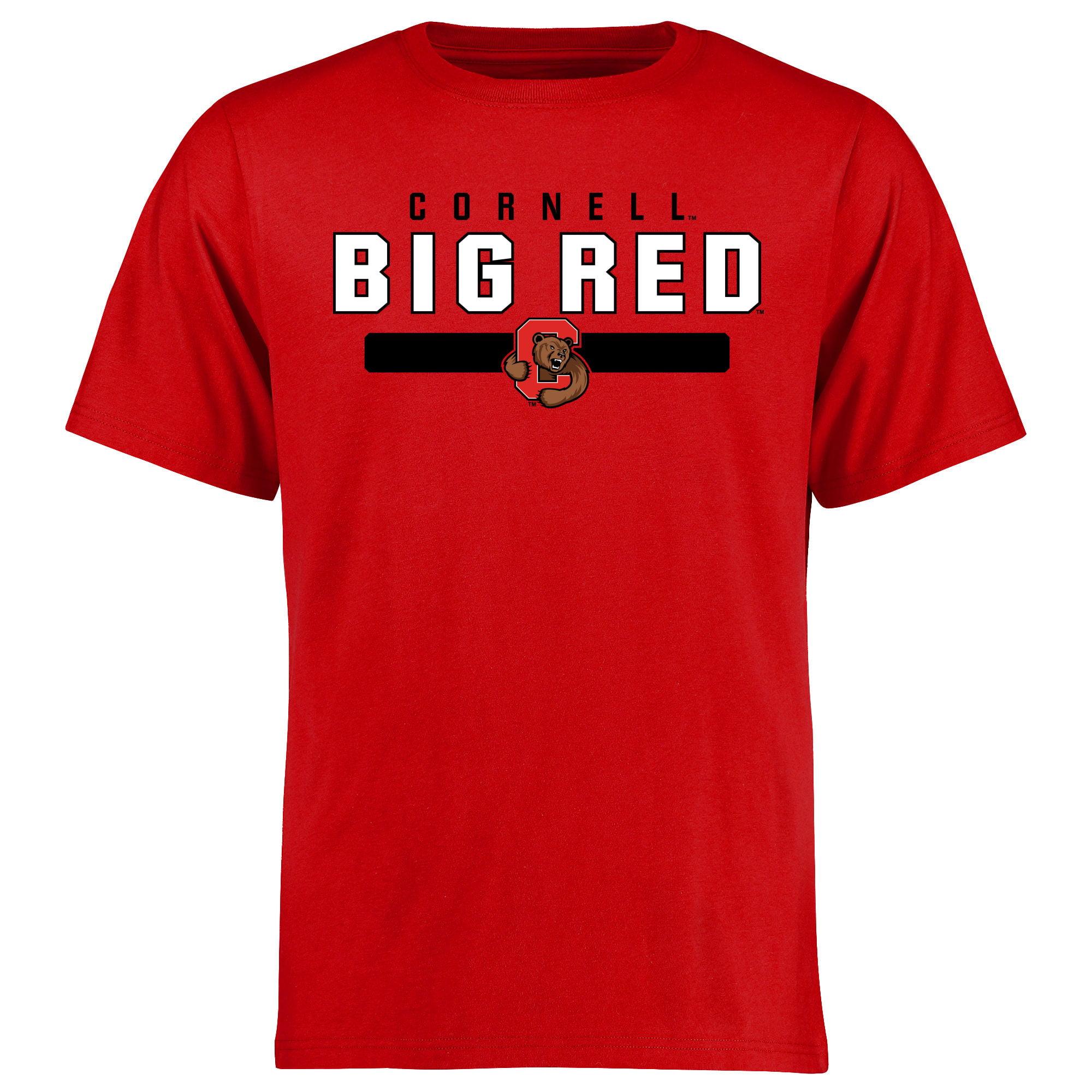 NCAA Cornell Big Red T-Shirt V3