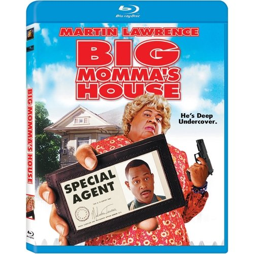 Big Momma's House (Blu-ray) (Widescreen)
