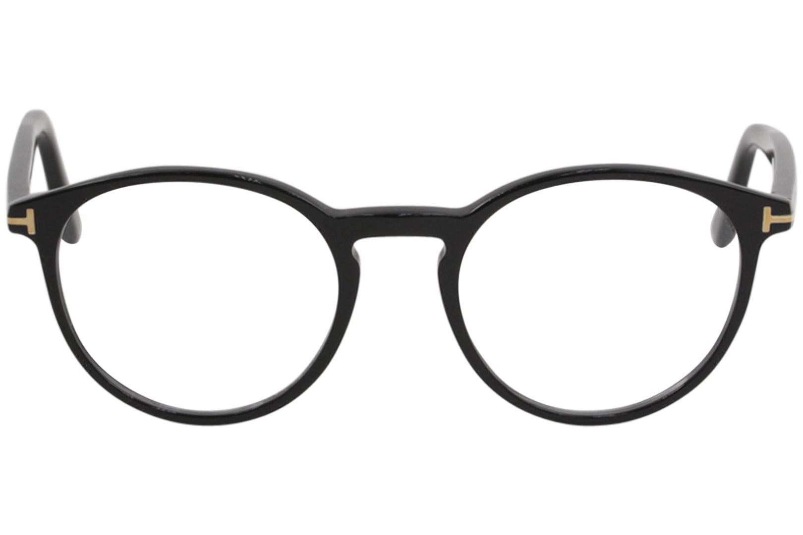 e933ba61040 Eyeglasses Tom Ford FT 5524 001 shiny black - Walmart.com