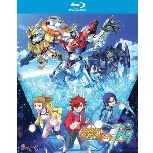Gundam Build Fighters: Try - The Complete Collection (Blu-ray) WDMBRRS1656