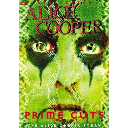 Image of Alice Cooper: Prime Cuts - The Alice Cooper Story (DVD)