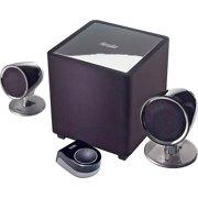 Hercules XPS 101 - Speaker system - for PC - 2.1-channel - 101 Watt (total)