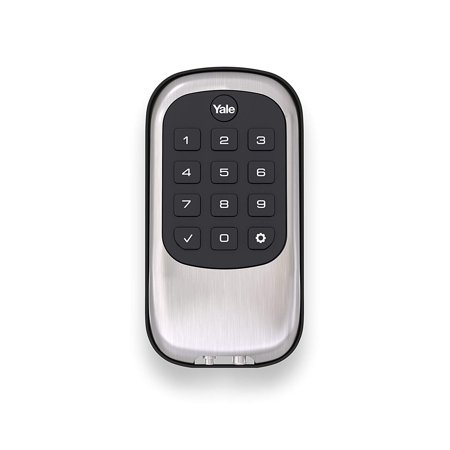 Yale B1L Lock Push Button with Z-Wave, Works with Amazon Alexa via SmartThings