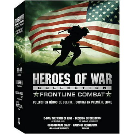 Heroes Of War Collection: Frontline Combat ( (DVD))
