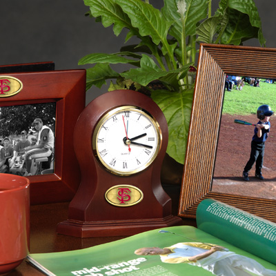 Florida State Desk Clock