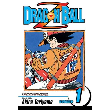 Dragon Ball Z, Vol. 1 Dragon Ball Z Fan Art