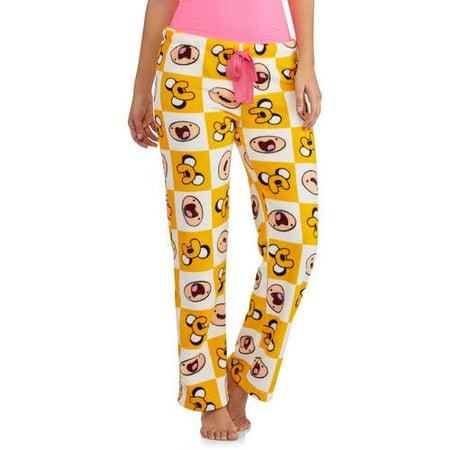 Adventure Time Jake and Finn Plush Lounge Pants