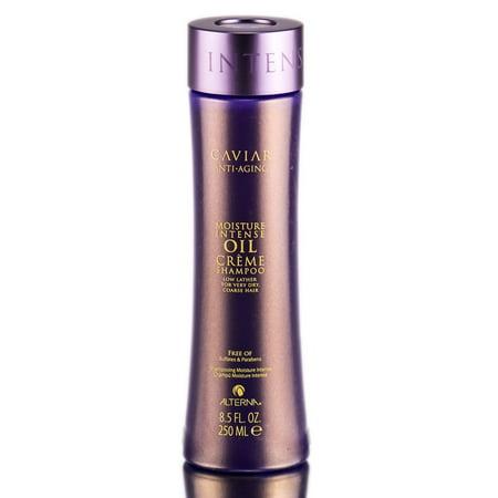 Alterna Caviar Moisture Intense Oil Creme Shampoo - Size : 8.5 oz Alterna 8.5 Ounce Caviar