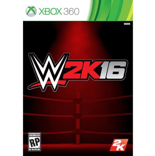 Taketwo Interactive Wwe 2k16 - Sports Game - Xbox 360 (49613)