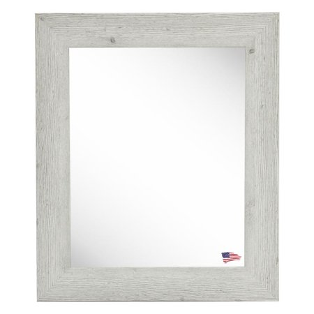Rayne Mirrors S059MS American Made Antique Mirror, 21.5