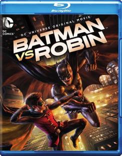 Batman vs. Robin (Blu-ray) (VUDU Instawatch Included) by Ingram Entertainment