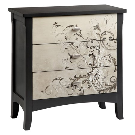 new arrival 29ac8 a659d Stein World Graham 3 Drawer Decorative Chest