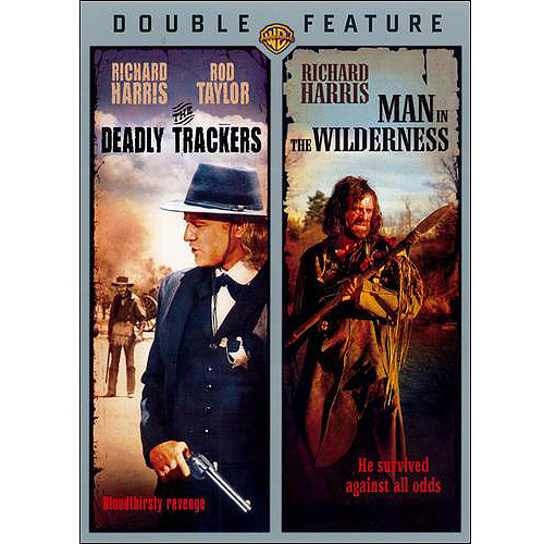 The Deadly Trackers (1973) /Man in the Wilderness (1971) (2pk)