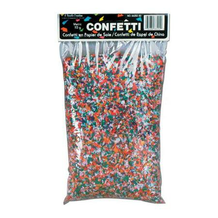 Tissue Confetti (multi-color) Party Accessory (1 count) (3¾ Qts/Pkg) - Tissue Paper Confetti