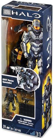 Halo ODST Recon Specialist Set Mega Bloks 97105 by