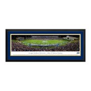 """Georgia Southern Eagles 18"""" x 44"""" Deluxe Frame Panorama Wall Art"""