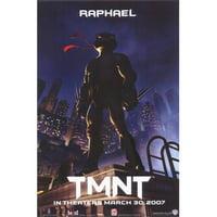 Posterazzi MOV376264 Teenage Mutant Ninja Turtles Movie Poster - 11 x 17 in.