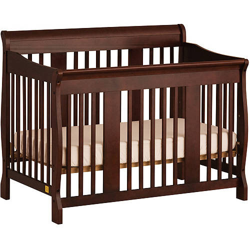 Storkcraft Tuscany 4-in-1 Crib, Cherry