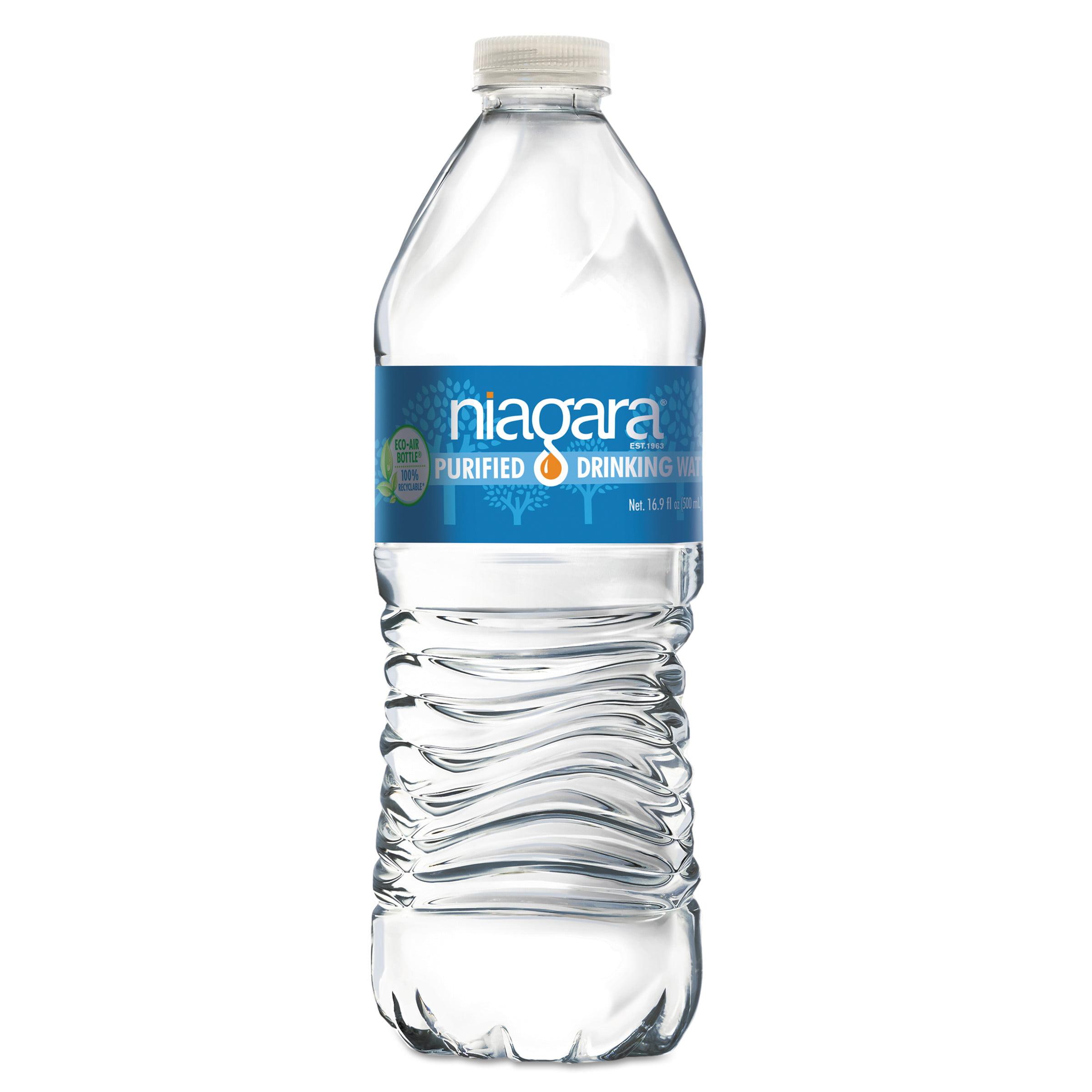 Niagara Bottling Purified Drinking Water, 16 9 oz Bottle, 24/Pack,  2016/Pallet