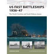 US Fast Battleships 1936–47 - eBook