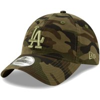 Los Angeles Dodgers New Era Tonal Camo Core Classic 9TWENTY Adjustable Hat - Camo - OSFA