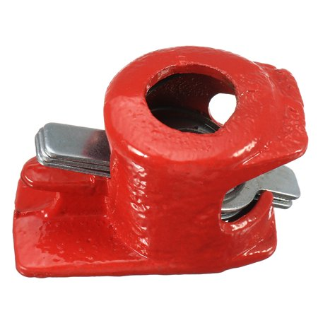 NEW 1/2 Wood Gluing Pipe Clamp Set Heavy Duty Woodworking Cast Iron for Woodworking Water Pipe Jointed Board - image 3 de 9
