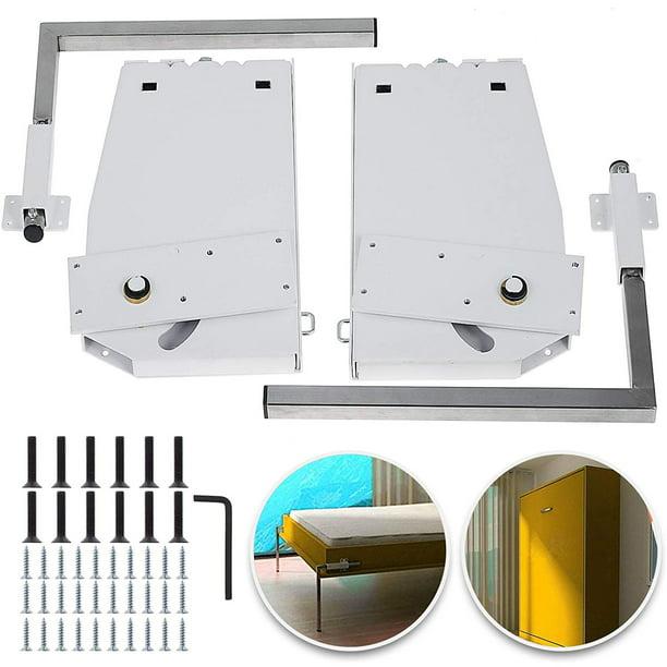 Vevor Murphy Wall Bed Springs Mechanism, Diy Queen Murphy Bed Kit