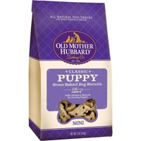 Old Mother Hubbard Mini Classic Puppy Dog Treats, 20 Oz