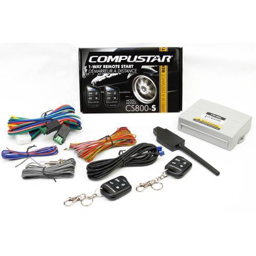 Compustar CS800-S Car Auto Remote Start Starter with Keyless Entry CS-700S